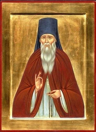 10 июля Обретение мощей преподобного Амвросия Оптинского 006