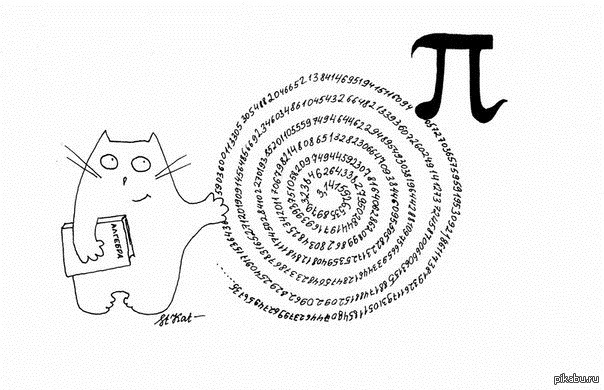 14 марта Международный день числа «Пи» 012