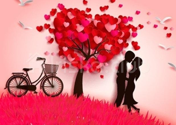 14 февраля День Святого Валентина 009