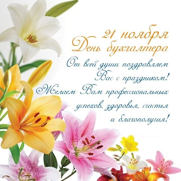 21 ноября День бухгалтера России 24 035 014