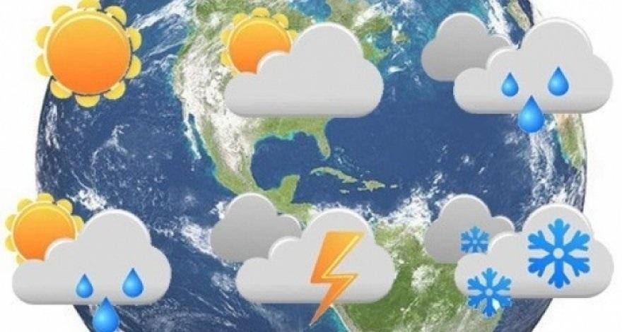 Открытки с метеоролога