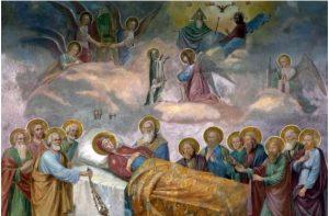 28 августа Успение Пресвятой Владычицы нашей Богородицы и Приснодевы Марии 007