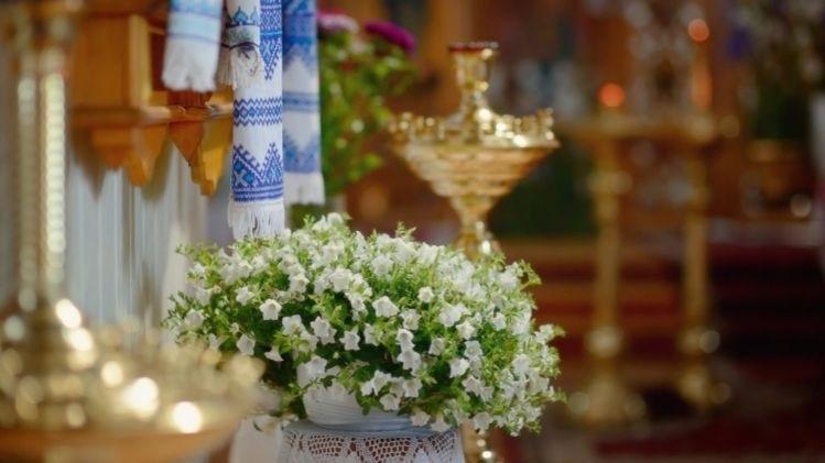 50 й день после Пасхи Троица (День Святой Троицы, Пятидесятница) 002