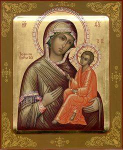 9 июля Явление Тихвинской иконы Божией Матери 016