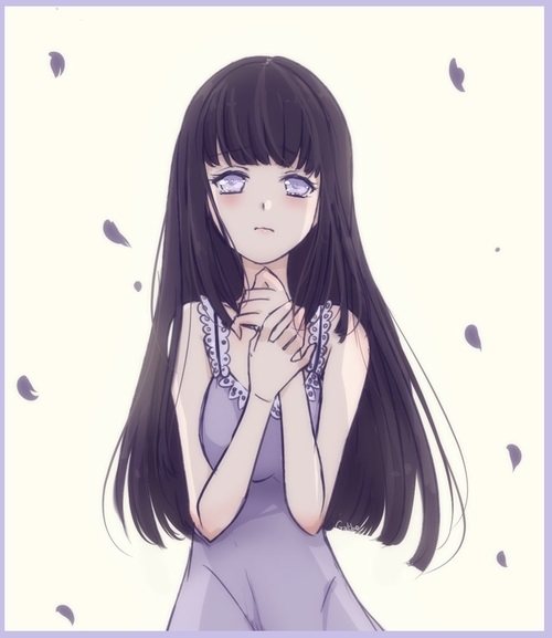 Арты аниме девушки картинки 003