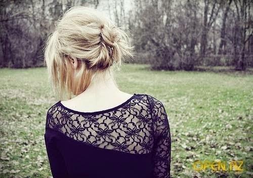 Блондинки с короткими волосами со спины на аватарку картинки004