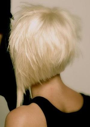 Блондинки с короткими волосами со спины на аватарку картинки014