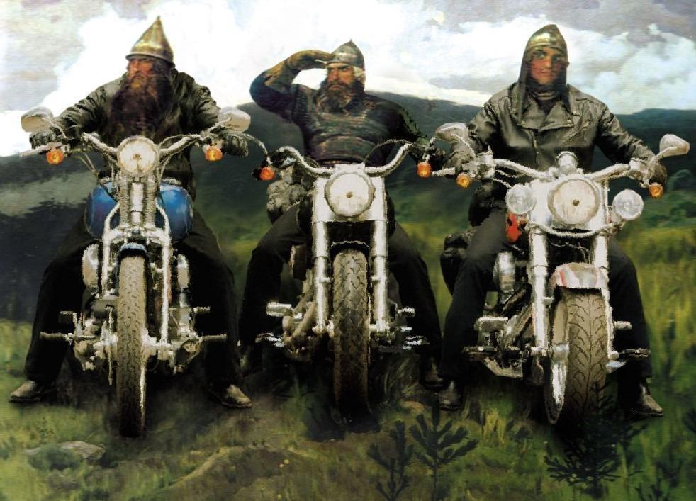 Всемирный день мотоциклиста 003