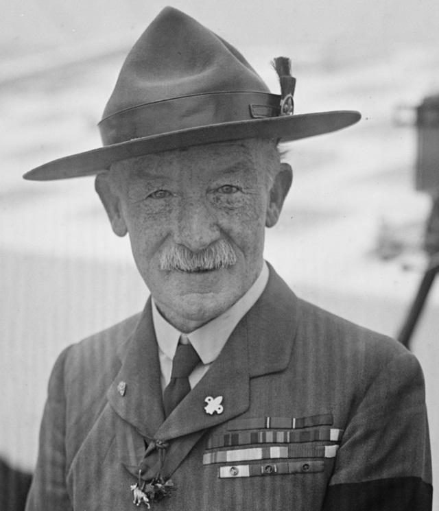 В Англии организован первый скаутский отряд (1907) 006