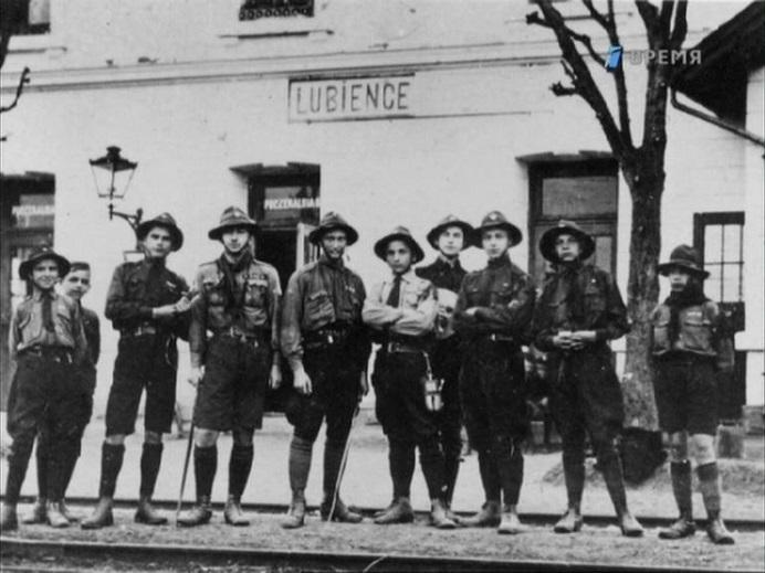 В Англии организован первый скаутский отряд (1907) 014