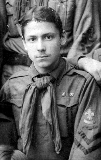 В Англии организован первый скаутский отряд (1907) 015