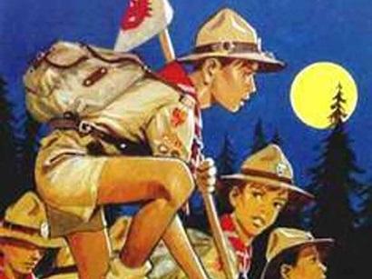 В Англии организован первый скаутский отряд (1907) 021
