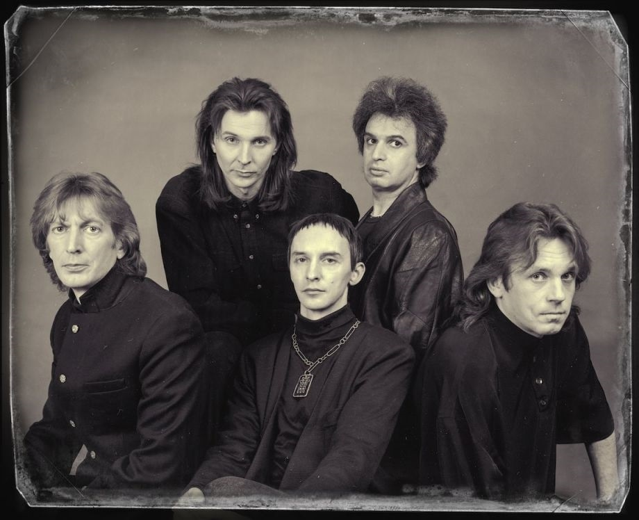 В ленинградском рок клубе дебютировала группа «ДДТ» (1987) 005