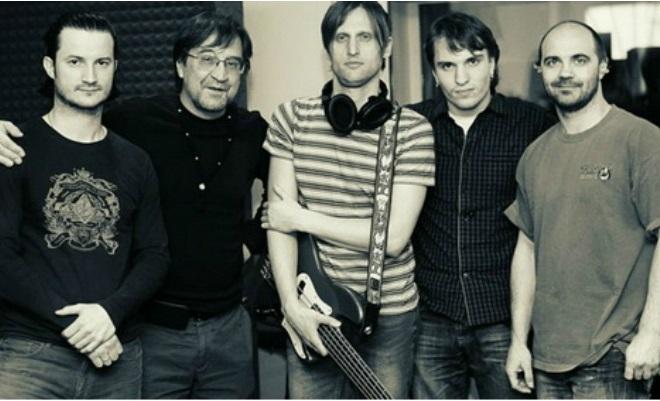 В ленинградском рок клубе дебютировала группа «ДДТ» (1987) 006
