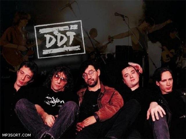 В ленинградском рок клубе дебютировала группа «ДДТ» (1987) 009