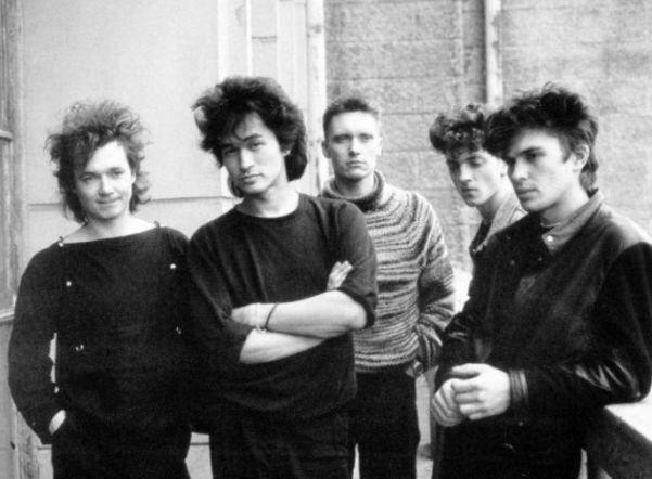 В ленинградском рок клубе дебютировала группа «ДДТ» (1987) 010
