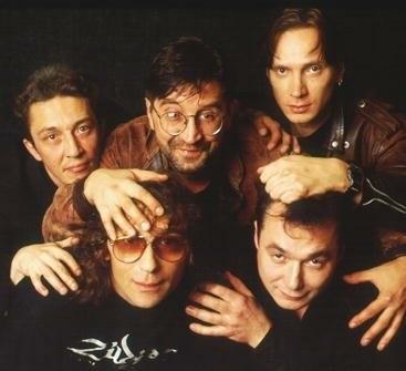 В ленинградском рок клубе дебютировала группа «ДДТ» (1987) 016