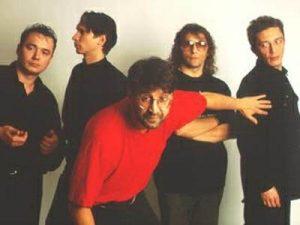 В ленинградском рок клубе дебютировала группа «ДДТ» (1987) 017