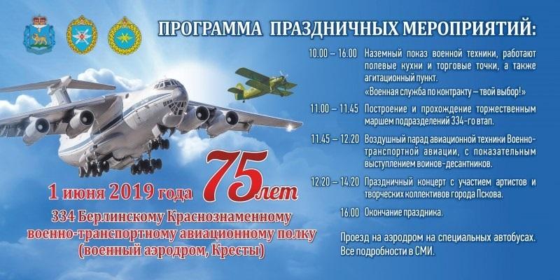 День Военно Транспортной Авиации ВВС России 003