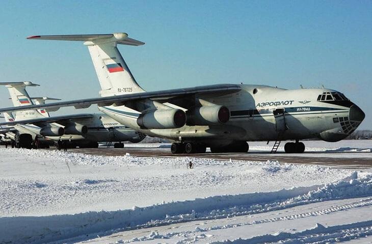 День Военно Транспортной Авиации ВВС России 004