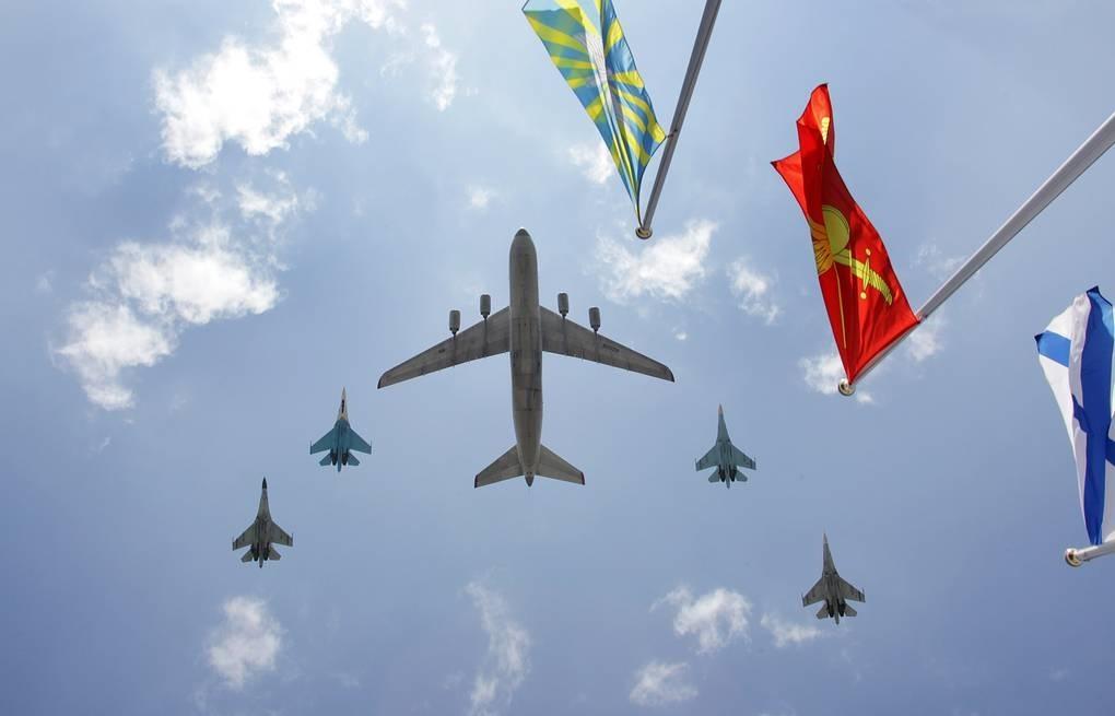 День Военно Транспортной Авиации ВВС России 006