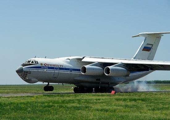 День Военно Транспортной Авиации ВВС России 009