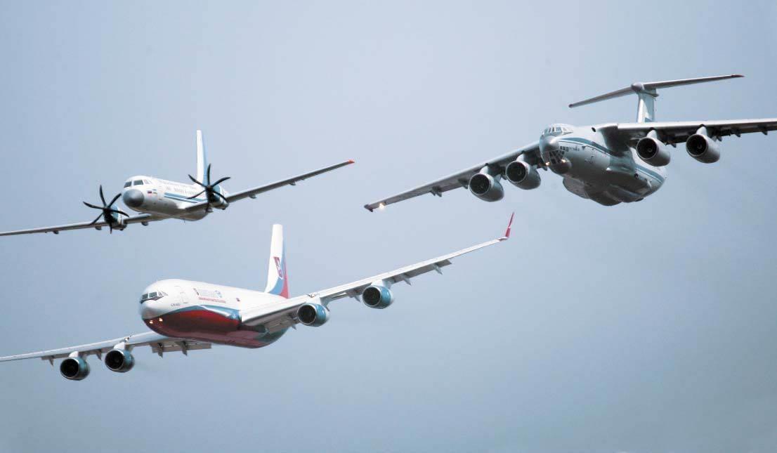 День Военно Транспортной Авиации ВВС России 010