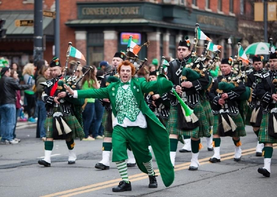 День Святого Патрика (Ирландия) 002