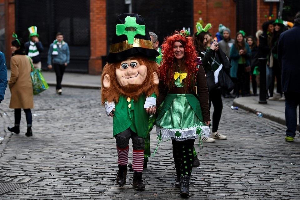День Святого Патрика (Ирландия) 005