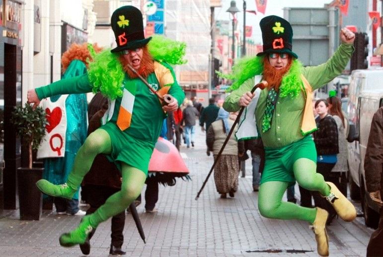 День Святого Патрика (Ирландия) 011