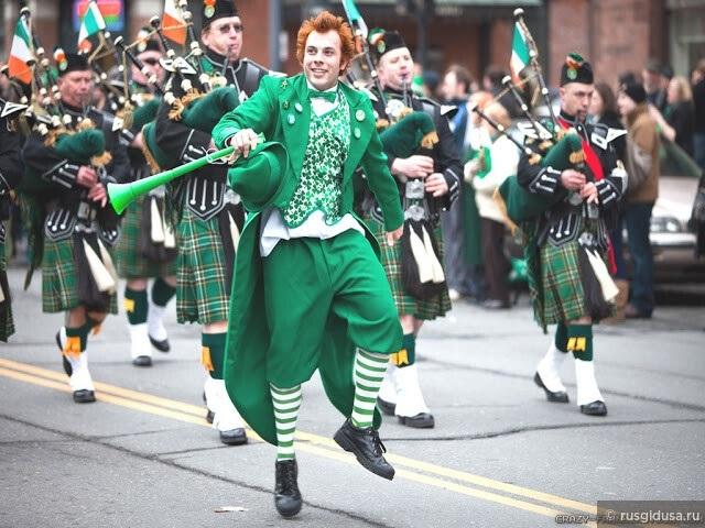 День Святого Патрика (Ирландия) 013