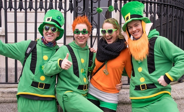 День Святого Патрика (Ирландия) 015