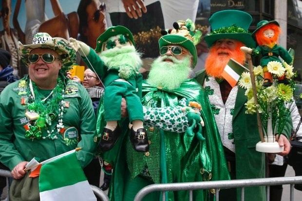 День Святого Патрика (Ирландия) 016