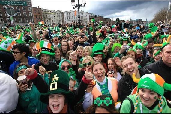 День Святого Патрика (Ирландия) 020
