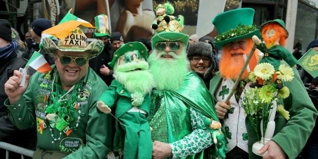 День Святого Патрика (Ирландия) 021