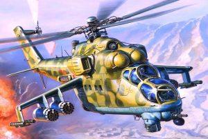 День армейской авиации 021