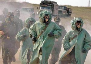 День войск радиационной, химической и биологической защиты (РХБЗ) 021