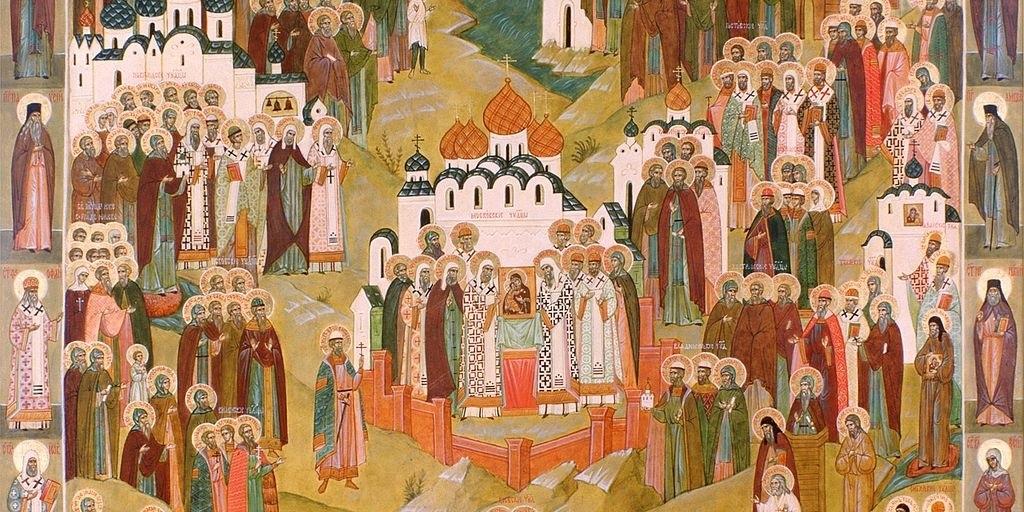 День всех российских святых 001