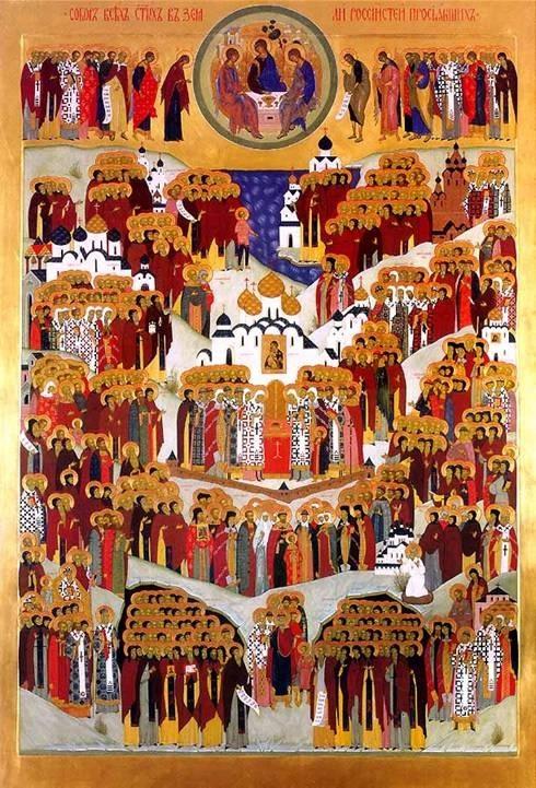 День всех российских святых 010