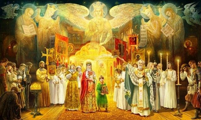 День всех российских святых 015