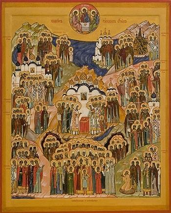День всех российских святых 018
