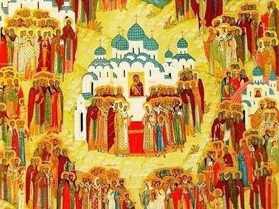 День всех российских святых 020
