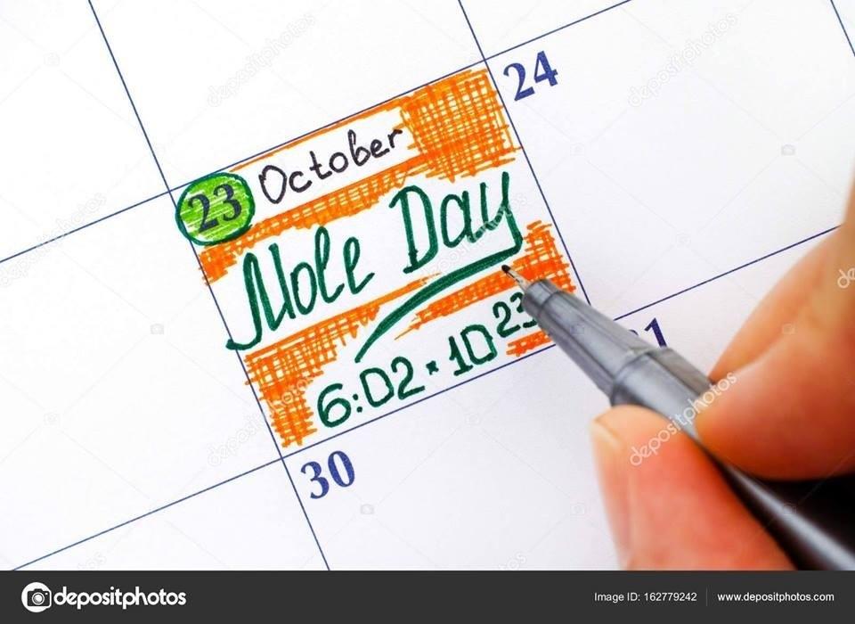 День моля 012