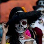 День мёртвых (Мексика) — красивая открытка