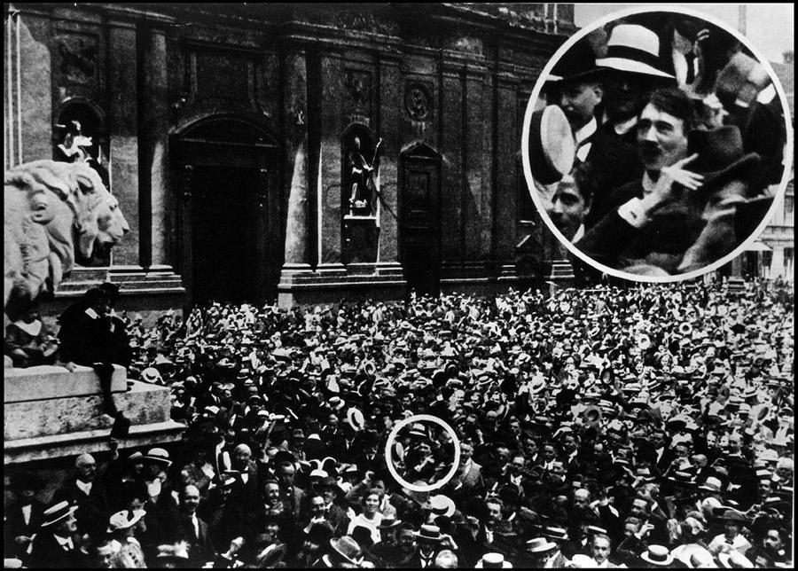 День окончания первой мировой войны 002