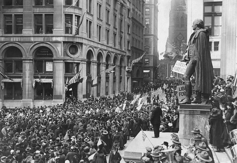 День окончания первой мировой войны 005
