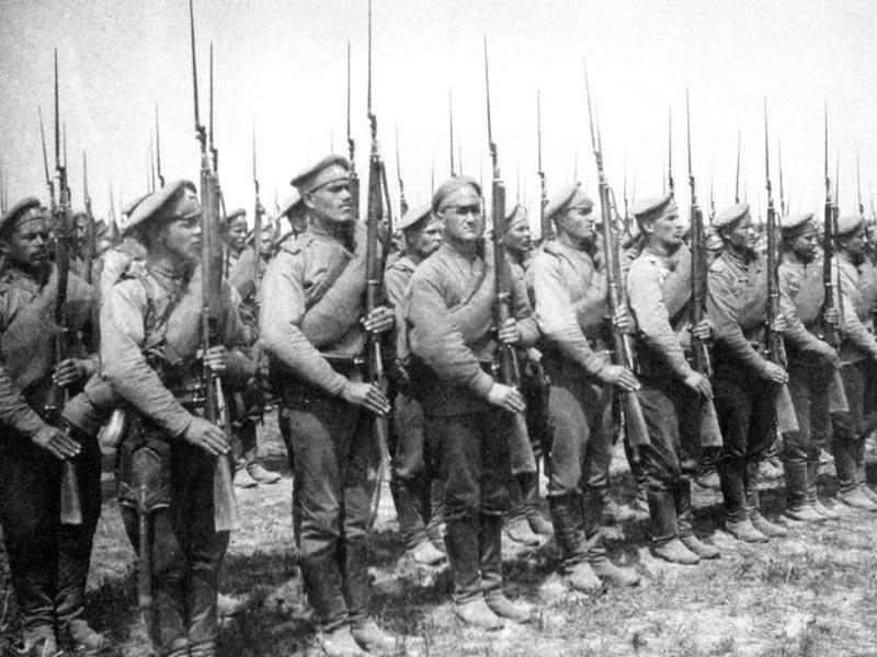 День окончания первой мировой войны 009
