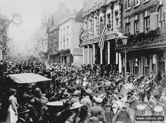 День окончания первой мировой войны 013