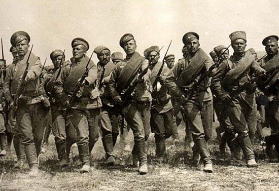 День окончания первой мировой войны 016