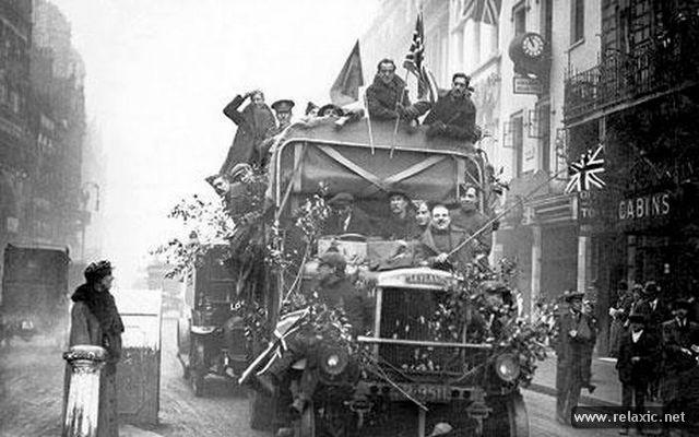 День окончания первой мировой войны 017
